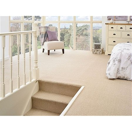 Kingsmead Carpets - Remarkable Gold Cream Carpet