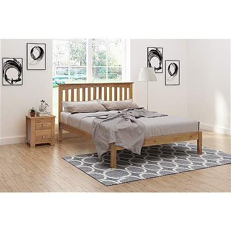 The Smith Collection - Ewart Oak Bedstead