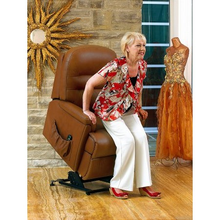 Sherborne - Keswick Small Single Motor Lift and Rise Recliner