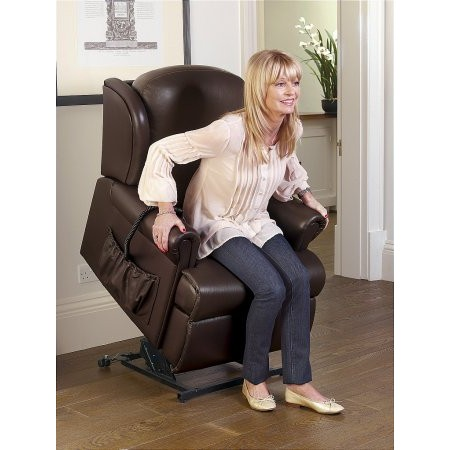 Sherborne - Malvern Petite Lift and Rise Recliner