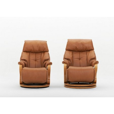 Himolla - Chester Leather Recliner