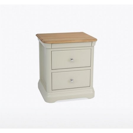 TCH - Cromwell 2 Drawer Bedside Chest