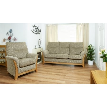 Yeoman - Grace 3 Seater Sofa