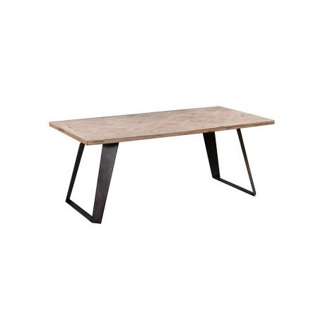 Kettle Interiors - IB 180cm Fixed Top Dining Table