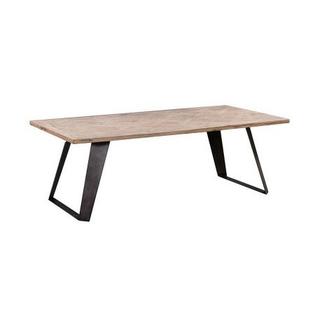 Kettle Interiors - IB 220cm Fixed Top Dining Table
