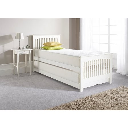 Relyon - Juno Guest Bed in White