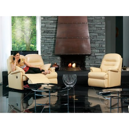 Sherborne - Keswick Leather Recliner Suite