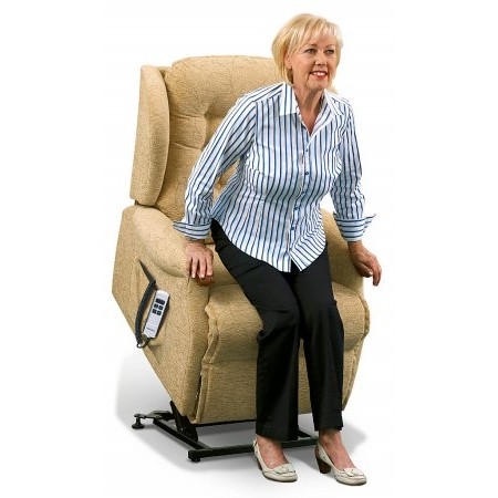 Sherborne - Lynton Knuckle Standard Lift and Rise Recliner