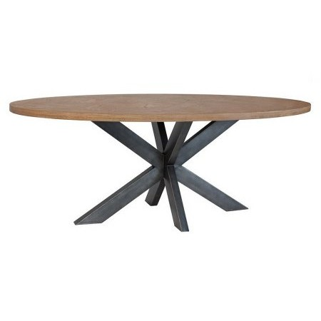 Kettle Interiors - IB Oval Dining Table