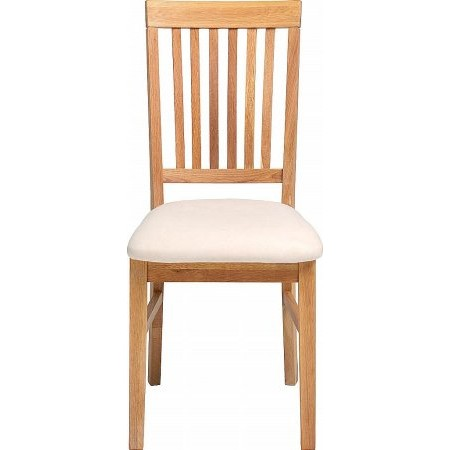 The Smith Collection - Royal Oak Fabric Dining Chair