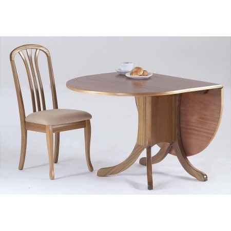 Sutcliffe - Trafalgar Drop Leaf Table and Arran Chair