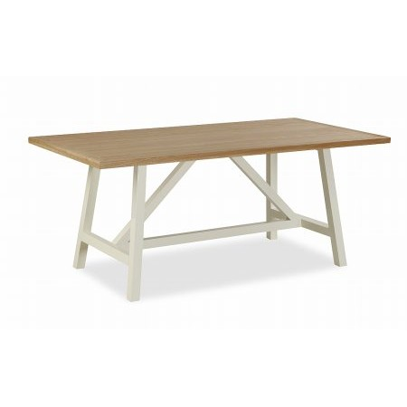 Corndell - Tetbury Trestle Dining Table