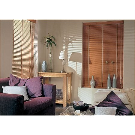 Luxaflex - Wood Blinds Premier