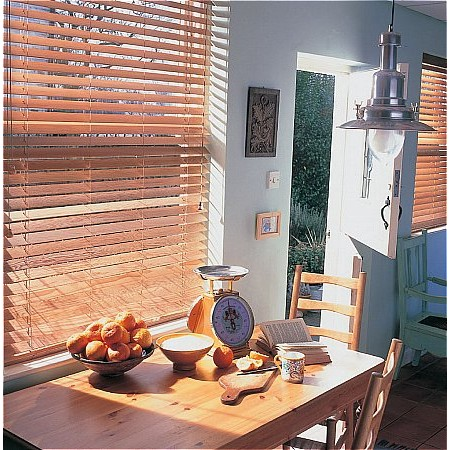 Luxaflex - Wood Blinds Essentials